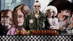 Taxi Driver by happydragonpictures