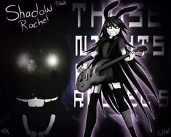 TNaR: Shadow Rachel by Emil-Inze