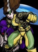 90's Rogue by daledriven
