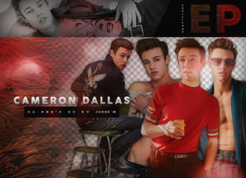 Pack Png 1619 // Cameron Dallas. by ExoticPngs