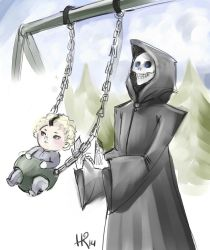 Death and Susan by amianna