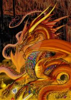 Smaug the Golden by Nazgul666