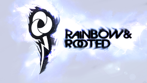 Rainbow and Rooted wallpaper by LaWaffeGizzy