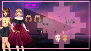 ~My candy love~ Pack #7 : Bad girl ! by H0laAl0a