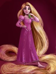 And Another Rapunzel by courtneygodbey