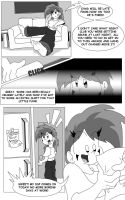 FantaSize 1 Comic - Misery's Bad Day - Page 2 by DarkainArts