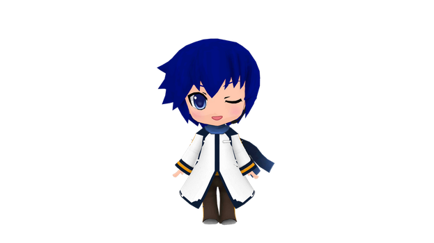 [MMD DL] Project Mirai DX Kaito by FreezyChanMMD