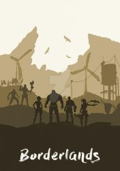 Borderlands by ryanswannick