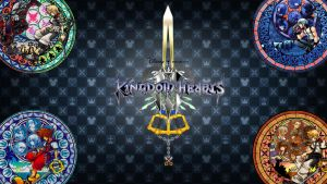 Kingdom Hearts 3 desktop wallpaper by LordSpade