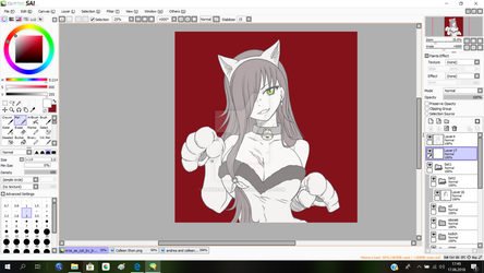 WIP: Own by AndreaGreenattOC
