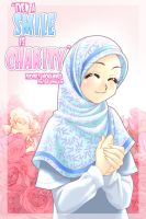 Smile is Charity by Nayzak