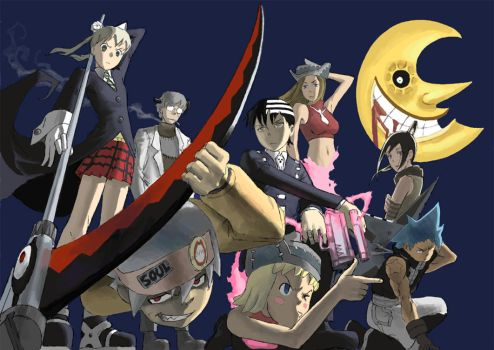 Soul Eater by Phill-Art