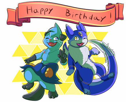 Another year! by Dree-da