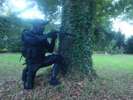 Splinter cell cosplay by GIGN5749