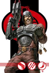 Sideshow Collectibles: Major Bludd by FabianMonk