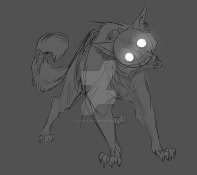 Out of the Darkness (WIP) by Oceans-Will