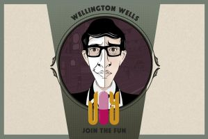 We Happy Few Postcard Entry - Join The Fun by in-famous-architect