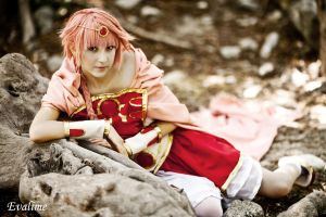 Magic Knight Rayearth - Hikaru by evalime
