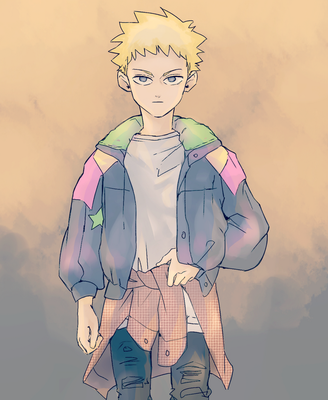 90's Teru by Florbe