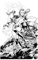 McCoy Rogue - lores by JeffGraham-Art