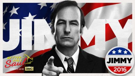 AMC | Better Call Saul | Design by adamtoma