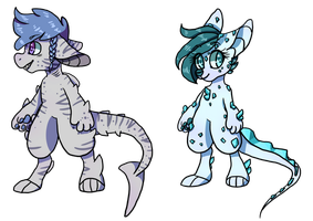 (CLOSED) Lynnec Adoptables by CoraMagics