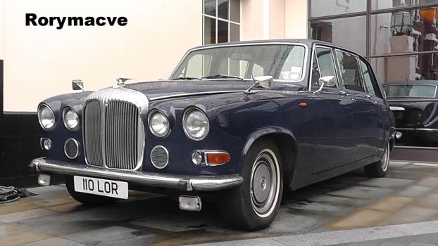 1976 Daimler DS420 by The-Transport-Guild