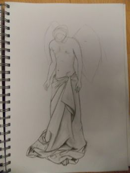 Angel in progress by allergic-to-arsenic