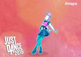 Just Dance 2015 - Maps by kyle23emma