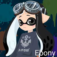 Ebony, Ebon's Female Clone by Brightsworth-Heroes