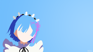 Rem | Re:Zero by rosalyneres
