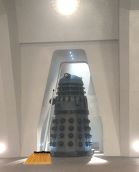 The Great Dalek Clean-Up by VoteDave