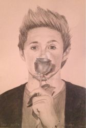Niall Horan by cynthp1580
