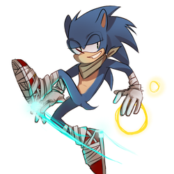 sonic is 2cool4u by supremecatlord