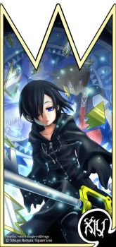 Xion - No. i by moogle-O-d00mage
