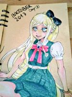 Sonia Nevermind  by Devi-chans-Art