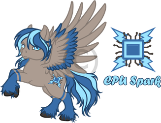CPU Spark by Odyrah