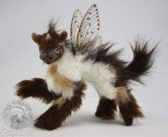 OOAK Fairy Spirit Unicorn Filly doll by M-J-Albert