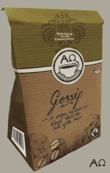 COFFEE HOUSE Project: Packaging Design by Abigail-Scott