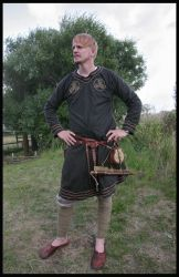 Viking Embroidery by VendelRus