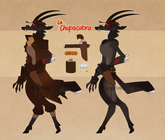 [CLOSED] La Chupacabra by GoneViral