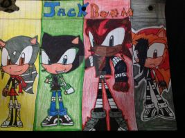 A Gift from ( Sonic4Ever) Jack Boom by Treythornton19