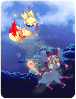 PKMNation: Can't fight against the youth by Chin-Tea