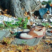 Dress Shoes El Cerrito 7/29/2016 by squirrelbrained