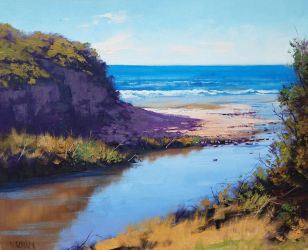 Great Ocean Rd, Victoria by artsaus