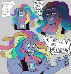 SU Bismuth sketch page by Ksuriuri