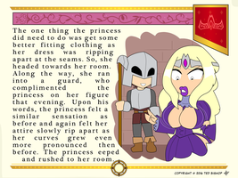 Another Princess Story - Attention Growth by Dragon-FangX