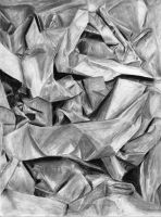 Crumpled Paper by Qtfiddler
