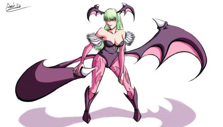 Morrigan by Artisteternal