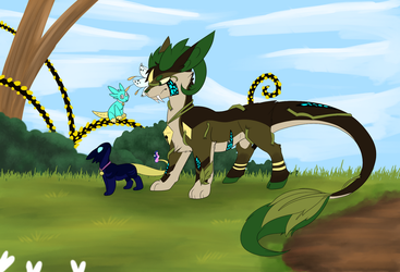 Wildgrowth session by Quruxea